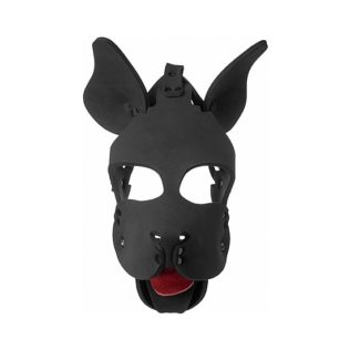 Mascara Perro con Hocico