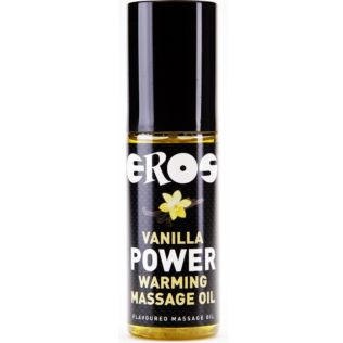 EROS WARMING MASSAGE OIL