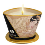 Aceite de masaje en VELA Shunga