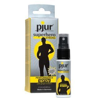 SUPER HERO STRONG 20 ML