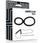 ADDICTED TOYS ADJUSTABLE RINGS FOR PENIS