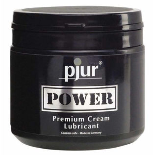 PJUR POWER PREMIUM CREAM PERSONAL LUBRICANT