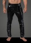 H060 Pantalon largo de PVC elástico